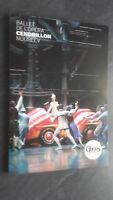 Revista Opera Nacional París 2011-2012 Cenicienta Tbe