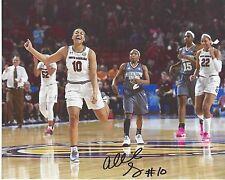 Allisha Gray Signed 8 x 10 Photo Dallas Wings South Carolina Ncaa Champs Wnba
