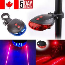LED Bike Light Night Mountain Waterproof Bicycle Warning TailLight MTB Rear Lamp