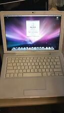 Apple MacBook 2,1 Intel Core 2 Duo 2.16GHZ 1 GB 80GB HDD Snow Leopard 10.6.8