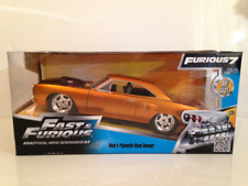 Doms Plymouth Road Runner (1970)  Fast & Furious Jada 97126