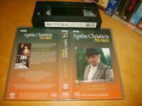 AGATHA CHRISTIE'S MISS MARPLE 6 Episode BUNDLE 2 BBC/Aussie Time Life Vhs Issues