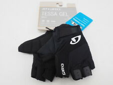 New! Giro Tessa Gel Womens Cycling Gloves Black, Size Small with Palm Padding