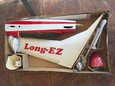 RC aircraft ARF Kit Long EZ