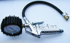 ITC Professional Tools airline clip tyre pressure gauge inflator 0-170PSI 172IN