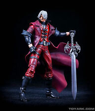 DANTE Devil May Cry Capcom Videogame Player Select Neca Action Figure 18 Cm New