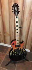 Epiphone John Connolly JC-LP Les Paul Custom Sevendust 6 String Electric Guitar