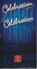 2000 Twenty Five Cents Celebration Coloured Canada Quarter - Sealed from RCM