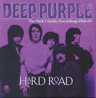 Deep Purple - Hard Road: The Mark 1 Studio Recordings 1968-69 [CD]