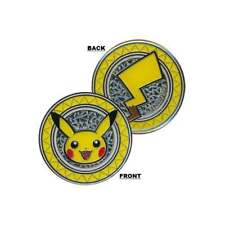 Pokemon Official Premium Trainer's Kit XY Collection Box Pikachu Coin + 2 Random