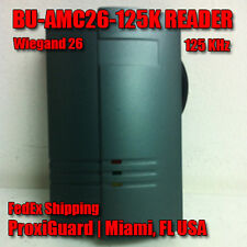 ProxiGuard - 125khz RFID Door Access Control Reader Weigand 26 - BUAMC26-125K