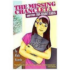 The Missing Chancleta and Other Top-Secret Cases / La chancleta perdida y otros