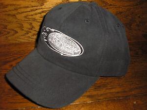 JEFF GORDON RACING SCHOOL NASCAR NEW BLACK HAT CAP Hendrick Motorsports #24