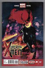 UNCANNY X-MEN #7 - FRAZER IRVING ART & COVER - MARVEL NOW! - 2013