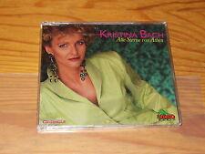 KRISTINA BACH - ALLE STERNE VON ATHEN / 2 TRACK MAXI-CD 1991 OVP! NEW!