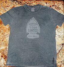 Disney 28th & Main Tom Sawyer Island Tee for Discerning Gentleman Ltd Release Lg