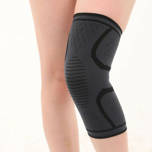 Neoprene Knee Support Sleeve Arthritis Relief Wrap Patella Pain Strap Brace