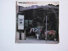 The James Gang / Live In Concert / Vinyl LP / Dunhill Label / 1971 / Joe Walsh