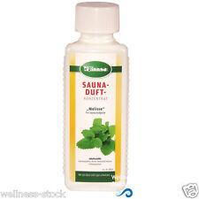 Saunaduft Melisse Saunaaufguss Aufgussmittel Duftkonzentrat 250 ml
