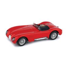 JAGUAR C TYPE STRADALE 1953 RED 1:43 Brumm Auto Stradali Die Cast Modellino