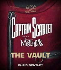 Gerry Anderson's Captain Scarlet: The Vault hardback by Chris Bentley SUPERB !!!