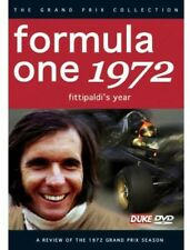 Formula One 1972: Fittipaldi's Year (2012, REGION 1 DVD New)