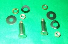 LAMBRETTA OVERSIZED STAINLESS STEEL LEVER BOLTS & WASHERS FIXING KIT