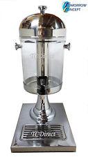 Stainless Steel 8L Juice / Drink Dispenser for Beverage Hotel Cafe Buffet