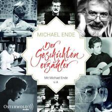Michael Ende - Der Geschichtenerzähler von Michael Ende (2015) CD NEU!