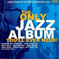 The Only Jazz Album Youll Ever Need! [CD]