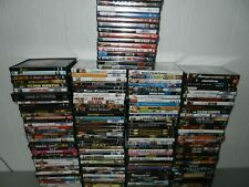 Your Choice of over 150 Dvd's Action Drama & Comedy Movies Used Choose