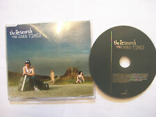 THE RESEARCH Hard Times – 2006 UK CD official release  – Indie Rock - BARGAIN!