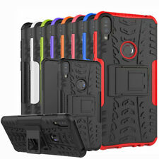 Rugged Armor Hybrid Protective Case Cover For Asus ZenFone Max Pro M1 ZB601KL
