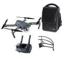 DJI Mavic Pro Aerial 4K Camera Drone Bundle w/ Shoulder bag & Prop guard