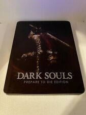 Dark Souls Prepare to Die Steelbook Case PS4/XBOX (NO GAME)