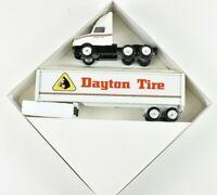 Winross 1992 Dayton Tire Semi Truck and Trailer 1:64 Scale NIB