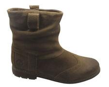 Chaussures marron Timberland pour fille de 2 à 16 ans