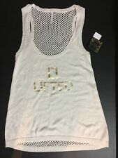LRG Lifted Research Group  High-low Tank Top Armhole Racer Back M