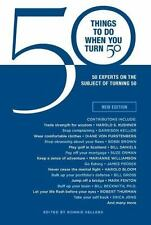 50 Things to Do When You Turn 50 (Gift Edition): 50 Experts On the-ExLibrary