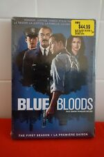 Blue Bloods: The First Season (DVD, 2011) NEW SEALED