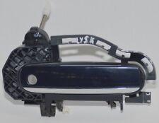 orig. AUDI A6 S6 4f C6 Manija de puerta delantero Izquierdo Azul ly5k