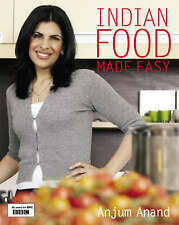 Indian Food Made Easy,GOOD Book
