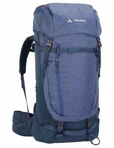 VAUDE Women's Astrum EVO 55+10 - Großer Rucksack für Trekking, Fernreisen Hiking