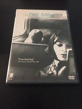 LE PETIT SOLDAT DVD JEAN-LUC GODARD  ANNA KARINA
