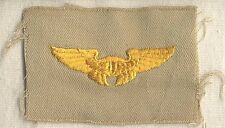 WWII USAAF Instructor Sleeve Wing
