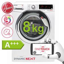 Waschmaschine EEK A+++ 8kg Hoover Frontlader 1400 U/min Display freistehend WOW