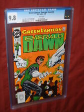 Green Lantern: Emerald Dawn #4 CGC 9.8