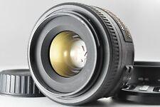 [Mint!!] Nikon DX AF-S NIKKOR 35mm 1.8G Auto Focus SLR + Hood HB-46 From JAPAN