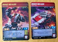 Raider Runabout Ct P9 Transformers Tcg Guerra por Cybertron Siege Ii Oversize Promo