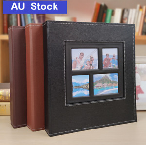Leather Photo Albums For Sale Shop With Afterpay Ebay